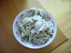 煮熟的水饺