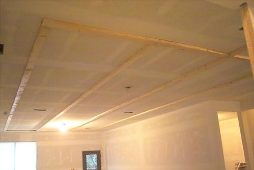 Framing for Ceiling Mouldings