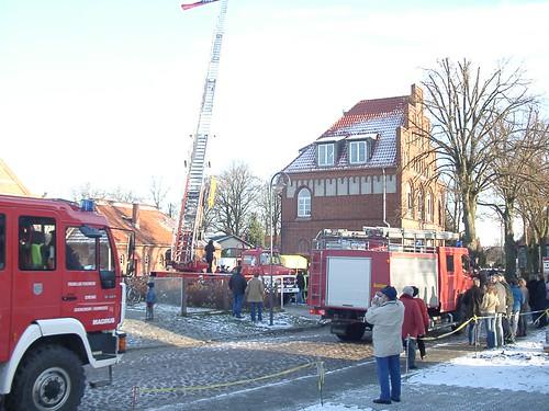 Feuerwehrgerätehaus Ragow