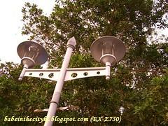 hilltop07 - modern lamp post