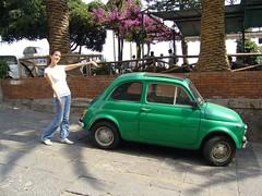 Heidi finds a purse in the shape of a car