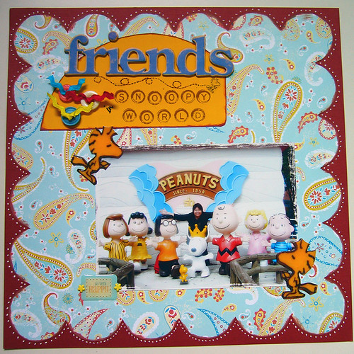 friends of Peanuts World