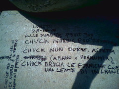 Chuck Norris @ Sottomarina (VE)