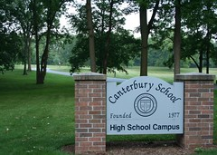 Canterbury High School Campus