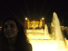 Esther and the fountains