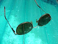 Splashed Sunglasses