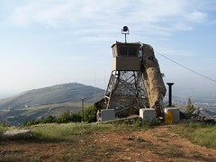 Israeli Military Outpost