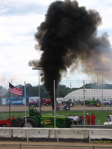 Tractor Pull Smoke