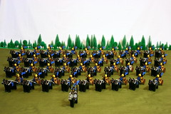 Chariot Army photo by Siercon and Coral