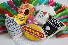 NYC cookies photo by All you need is Cupcakes!