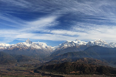 Annapurna Himalaya EXPLORED photo by ★Clandestino