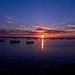 Formentera - Sunset @ Estany des Peix