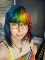 Yay rainbow again! photo by Megan is me...