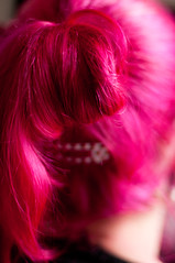 Candy hair photo by Patap'