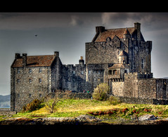 Eilean Donan Castle - Revisited photo by PeskyMesky