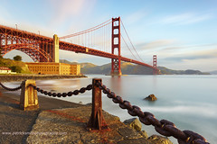Suspensions - Golden Gate Bridge, San Francisco, California photo by PatrickSmithPhotography