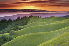 Faultlines - Mt. Tamalpais, Marin County, California photo by PatrickSmithPhotography