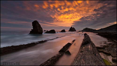 Costa quebrada IV - Liencres (Cantabria) - FRONT PAGE photo by MUJIKA (AKETXE)