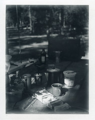 Camping Still Life photo by Ashley E. Moore