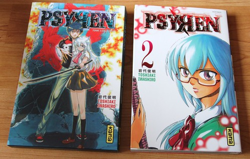 Psyren T1 (édition collector) + T2