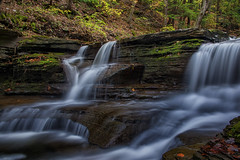 Buttermilk Falls State Park, New York photo by angie_1964