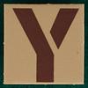 T-Shirt Printing Workshop letter Y