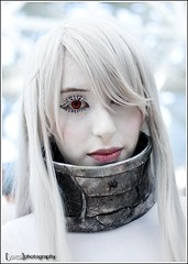 shiro of deadman wonderland by Joits