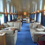 barge C'est la Vie salon