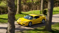 Ferrari 360 Modena photo by Thomas van Rooij