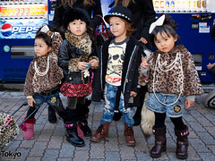 Most Fashionable Kids in Tokyo photo by tokyofashion