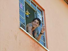 Santa Marta favela´s boy photo by alobos Life