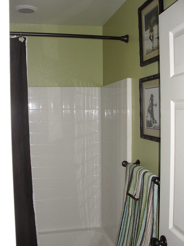 Spare Bathroom ReDesign- After