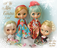 christmas card photo by merwing✿little dear