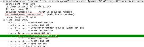 Wireshark抓包分析TCP的建立与断开过程分析