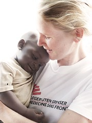 Médecins Sans Frontières / Doctors Without Borders photo by Tomasito.!