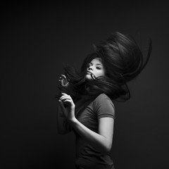 Hair photo by Marc Laroche