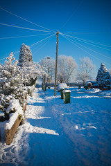 Keyingham under snow-0856