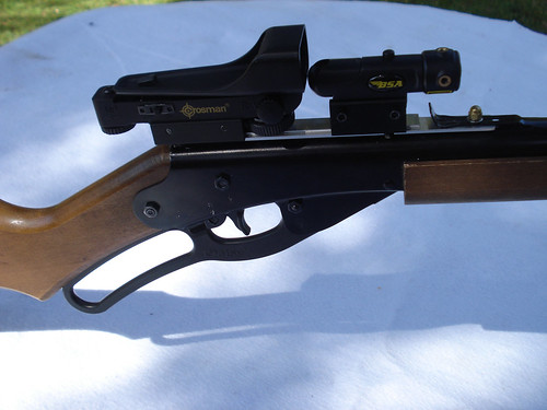 daisy model 25 scope