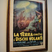 "Trip to Lucasfilm March 2011 - ""Earth vs the Flying Saucers"" Italian poster"