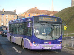First York 69306, YJ09 FWA photo by DoncasterDarts