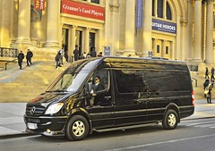 Brilliant Van based on the Mercedes-Benz Sprinter photo by www.Dream-car.tv