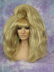 THICK AND LUSH LONG BLONDE BOUFFANT photo by mgwigs4u