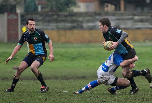 1st XV vs. Old Actonians -14