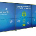 Bluelab Display Wall