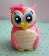 3d-owl-cake-topper photo by CakesAndKids