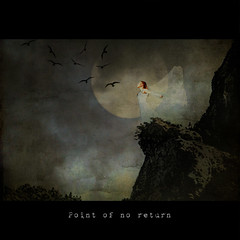 Point of no return photo by jinterwas