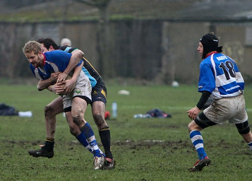 1st XV vs. Old Actonians -26