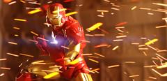 Iron Man photo by Paul Mercado (Dre Merc)