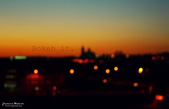 Bokeh it ! photo by Yavanna Warman {off}