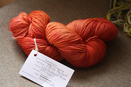 Yarn Addict April Club